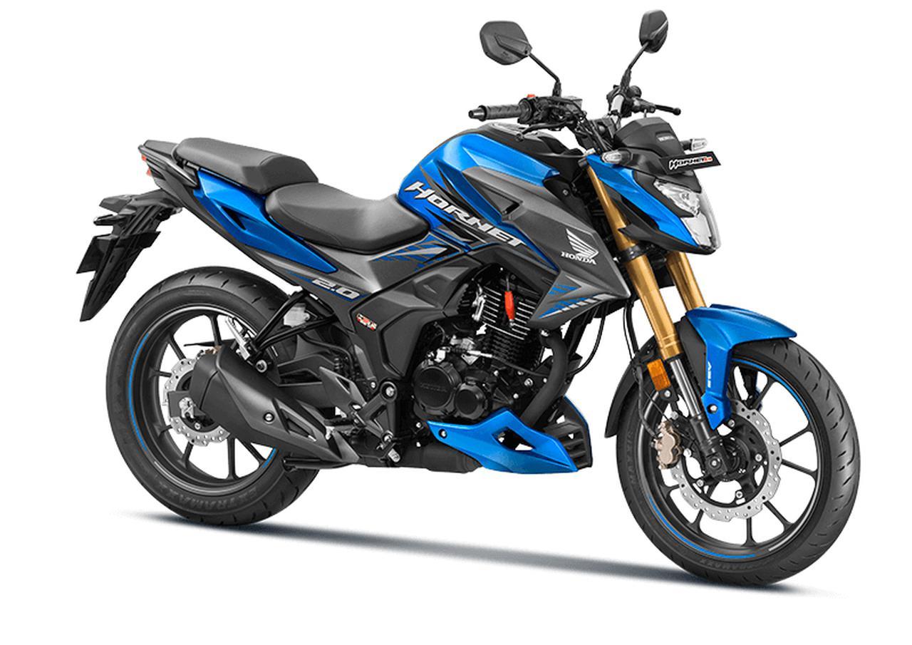 Images : 1番目の画像 - 【写真3枚】ホンダ「ホーネット2.0」インド仕様車 - webオートバイ