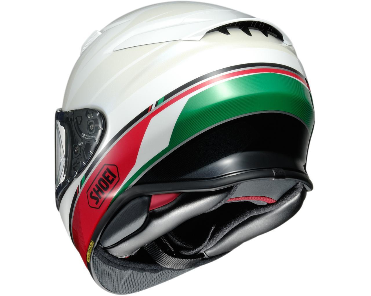 画像8: SHOEIの新型ヘルメット「Z-8」グラフィックモデル・まとめ|2021年5月末までに6モデル計13種のカラーが登場