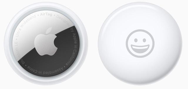 画像: Apple AirTag 税込価格:3,800円