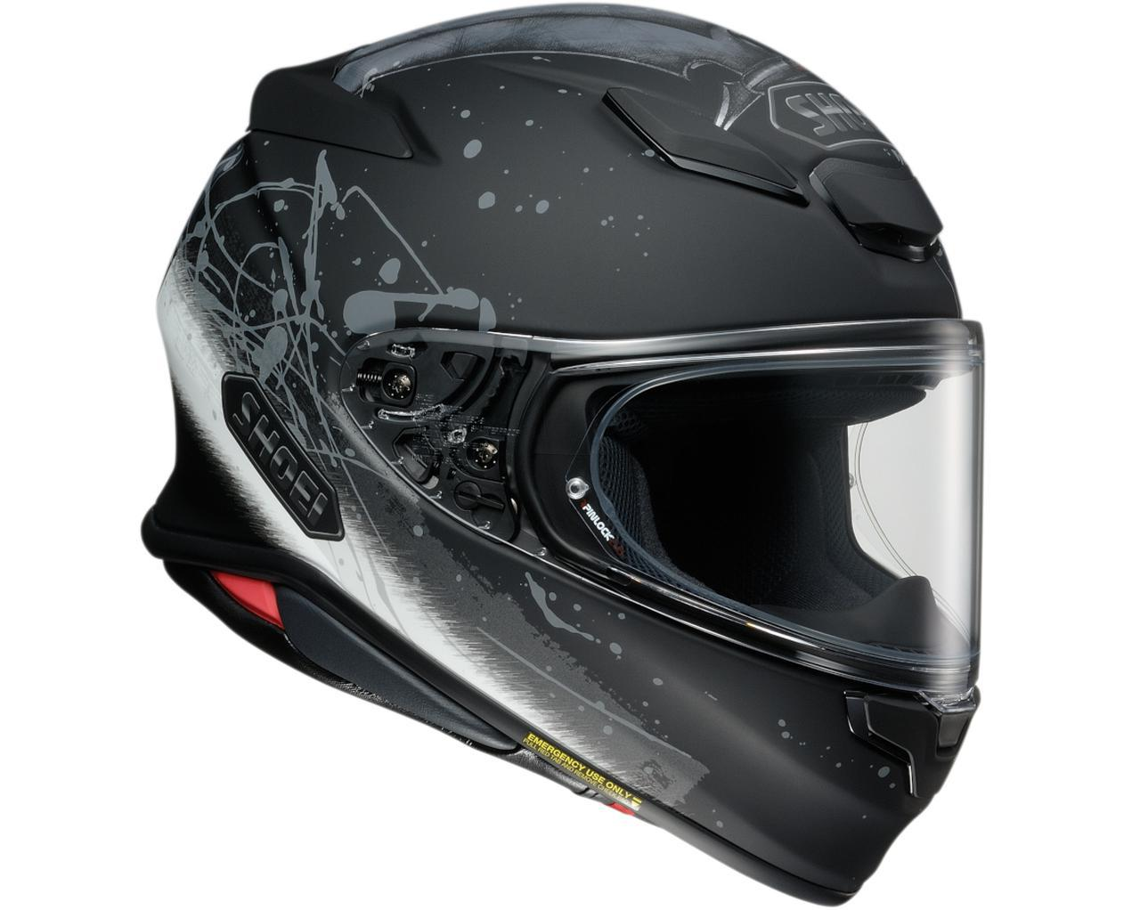 画像4: SHOEIの新型ヘルメット「Z-8」グラフィックモデル・まとめ|2021年5月末までに6モデル計13種のカラーが登場