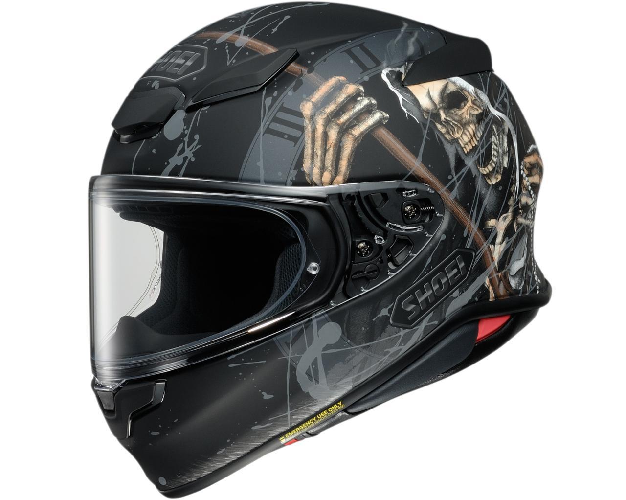 画像2: SHOEIの新型ヘルメット「Z-8」グラフィックモデル・まとめ|2021年5月末までに6モデル計13種のカラーが登場