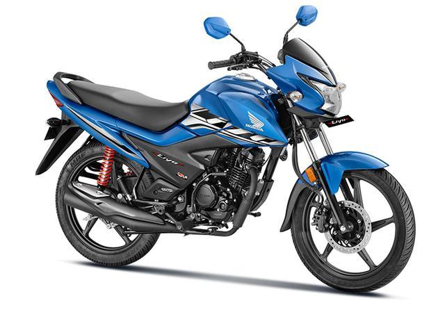 画像: Honda Livo インド仕様車