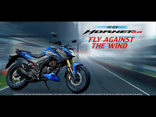 画像: 【動画・走行シーンもあり】Honda Hornet 2.0 www.youtube.com