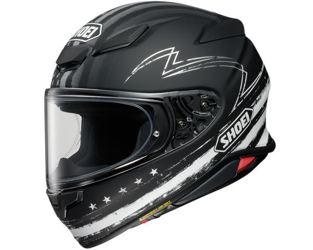 画像22: SHOEIの新型ヘルメット「Z-8」グラフィックモデル・まとめ|2021年5月末までに6モデル計13種のカラーが登場