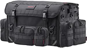 画像1: Amazon   ヘンリービギンズ キャンプシートバッグ システム