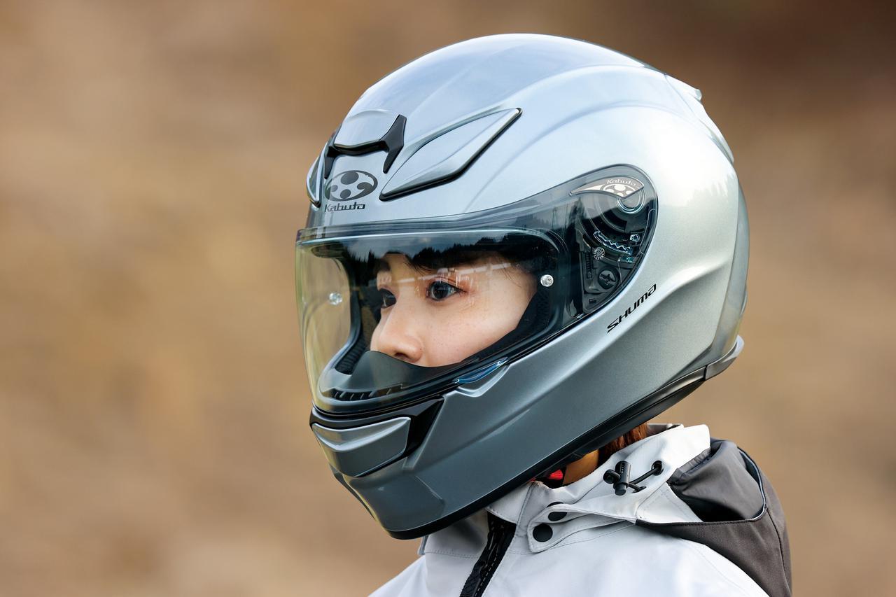Images : 2番目の画像 - 【写真6枚】カブト「シューマ」 - webオートバイ