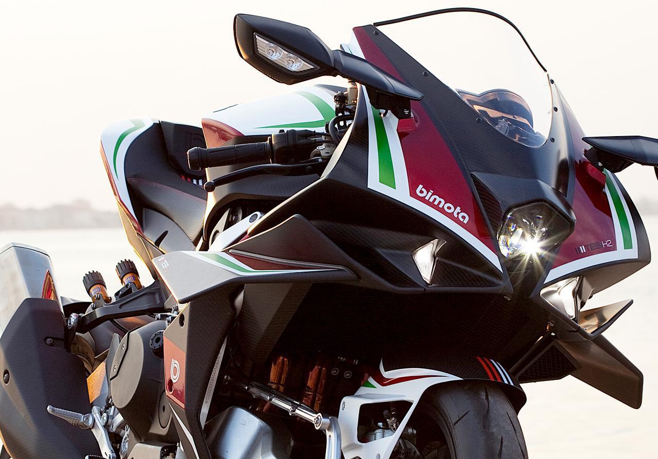 画像: 【概要】ビモータ×カワサキ「テージH2」が日本でも発売! 価格は866万8000円 - webオートバイ