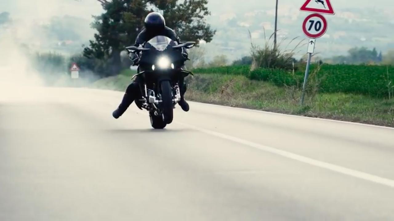 画像: 【動画】テージH2のティザー&テスト動画をチェック- webオートバイ