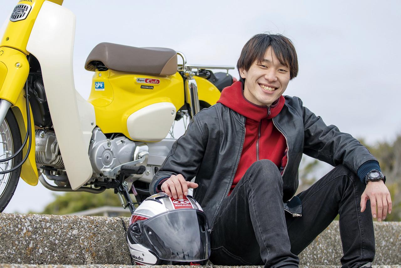 Images : 4番目の画像 - 【写真14枚】カブシリーズ徹底比較 若手ライダートークセッション - webオートバイ