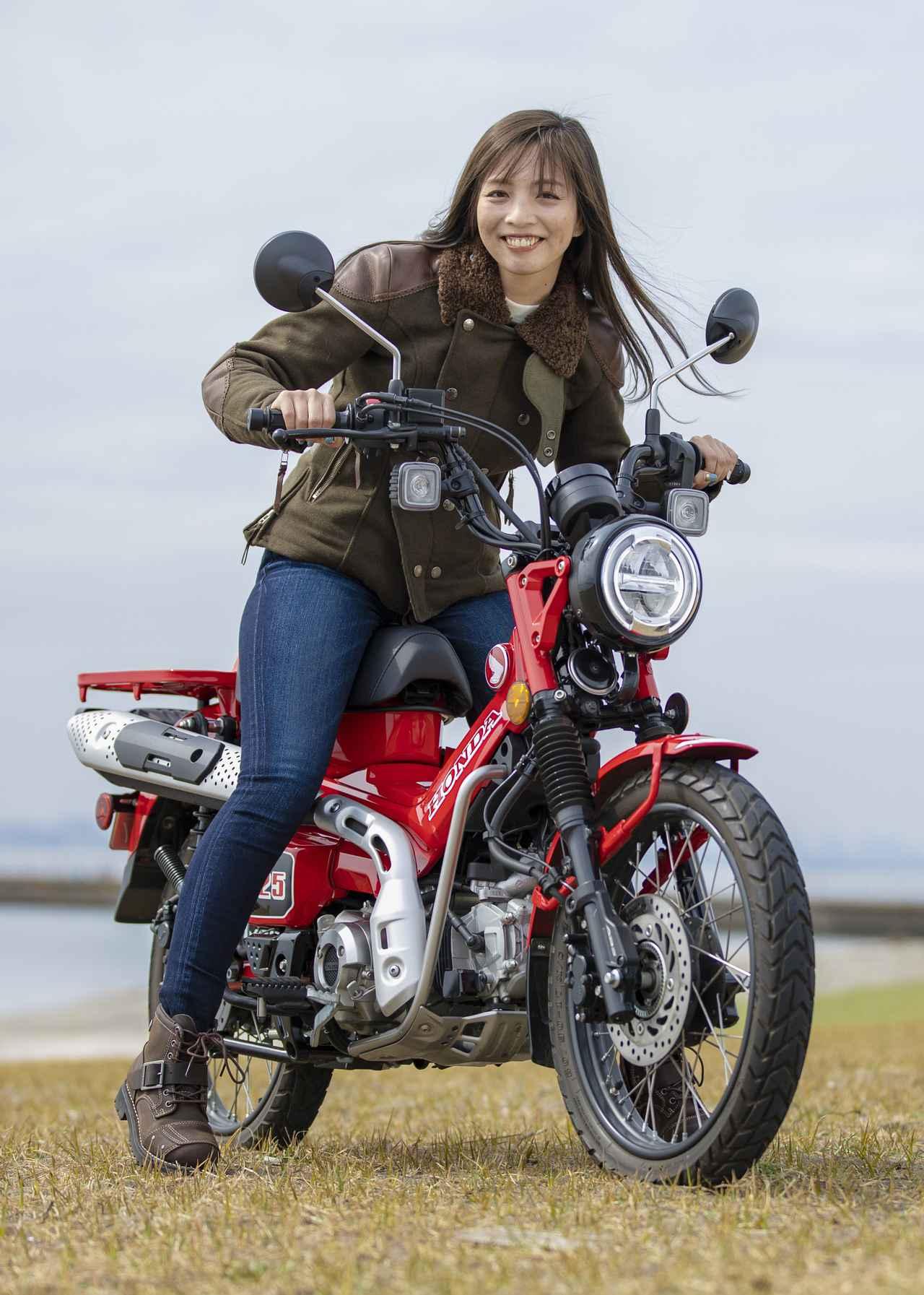 Images : 7番目の画像 - 【写真14枚】カブシリーズ徹底比較 若手ライダートークセッション - webオートバイ