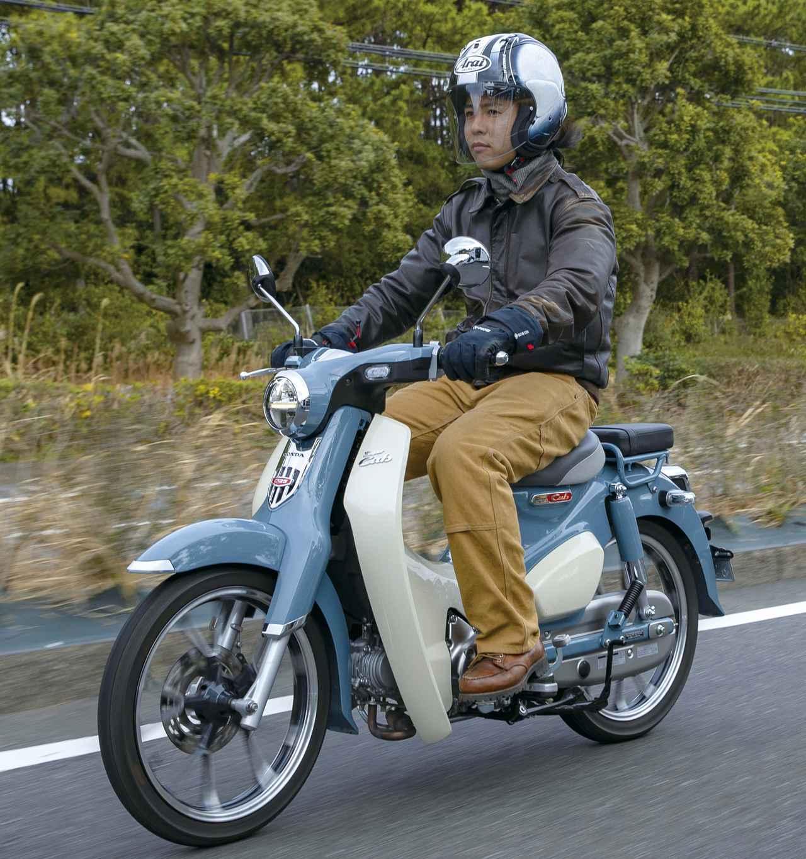 Images : 14番目の画像 - 【写真14枚】カブシリーズ徹底比較 若手ライダートークセッション - webオートバイ