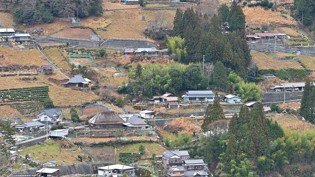 画像2: 知る人ぞ知る四国の絶景「落合集落」をゆく〈関野温の絶景もとめて撮影旅 Vol.2〉【徳島県】