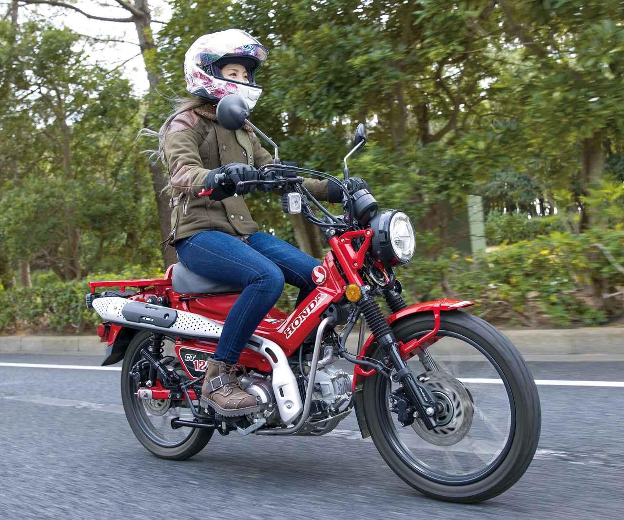 Images : 8番目の画像 - 【写真14枚】カブシリーズ徹底比較 若手ライダートークセッション - webオートバイ