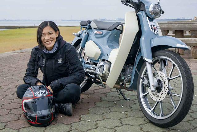 画像: 十徳汐莉 本誌スタッフのシオーリはYZF-R3偏愛で、最近XR250も乗ってます。小さいバイクなんて……ってスタンスです。