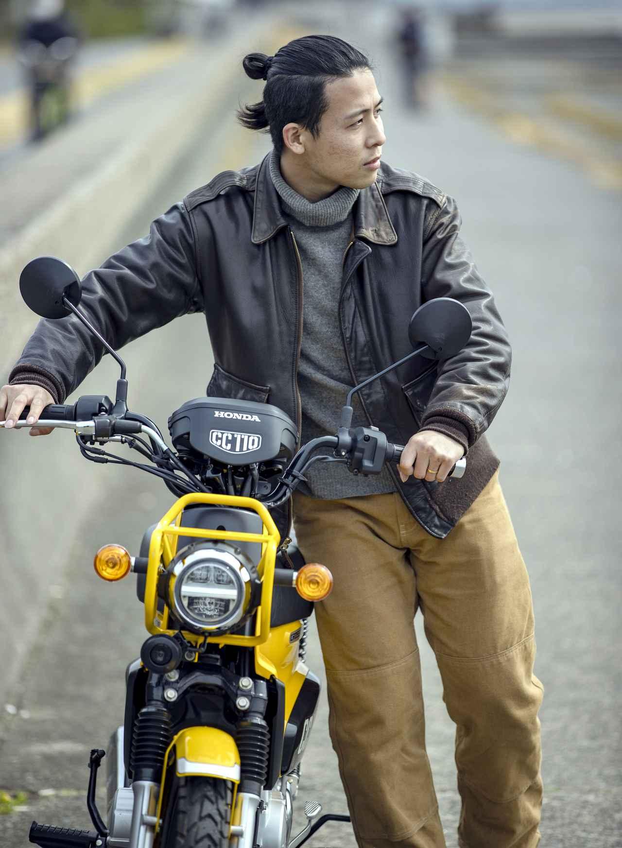 Images : 13番目の画像 - 【写真14枚】カブシリーズ徹底比較 若手ライダートークセッション - webオートバイ