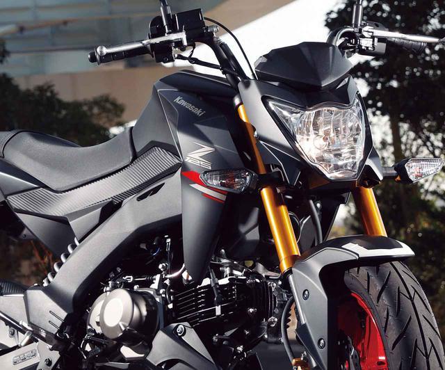 画像: 【インプレ】カワサキ「Z125プロ」(2021年) - webオートバイ