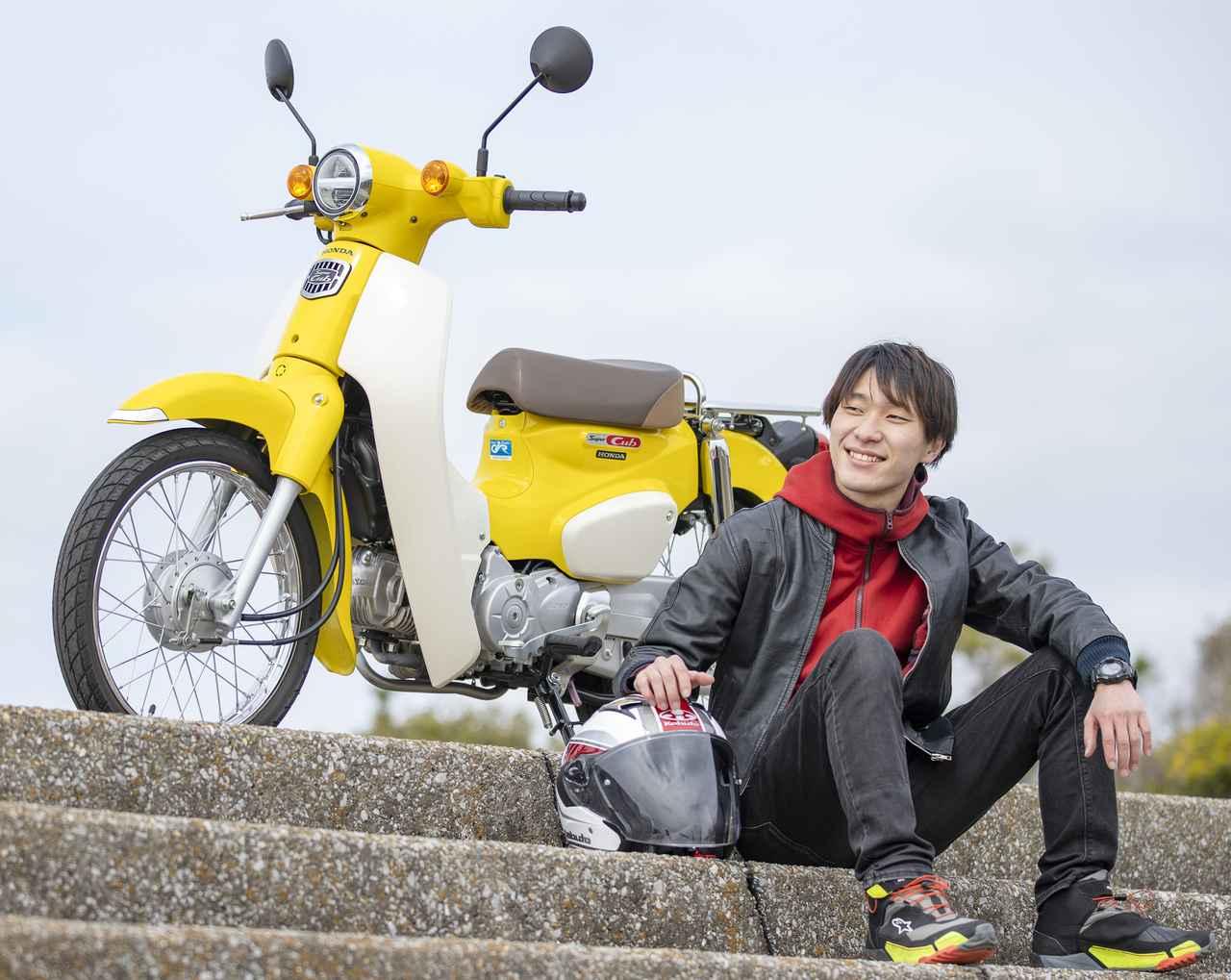 Images : 11番目の画像 - 【写真14枚】カブシリーズ徹底比較 若手ライダートークセッション - webオートバイ