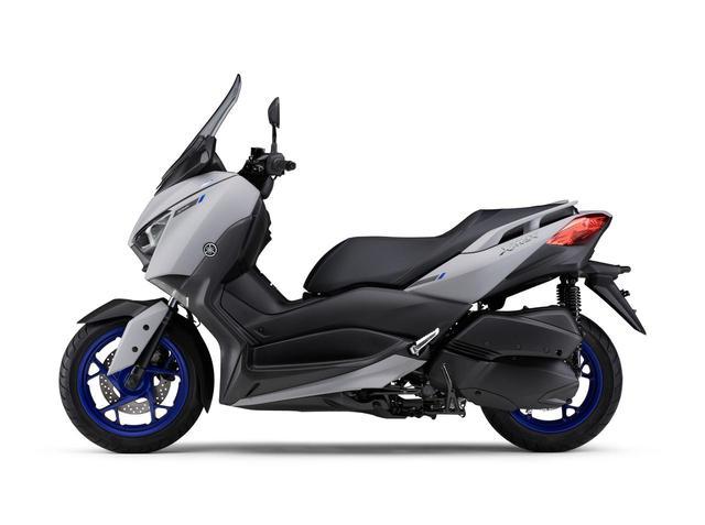 画像2: ヤマハが新型「XMAX」を2021年7月28日に発売! マイナーチェンジを遂げた現行ヤマハ車唯一の250ccスクーター
