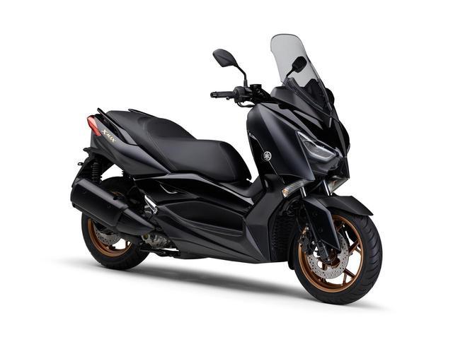 画像15: ヤマハが新型「XMAX」を2021年7月28日に発売! マイナーチェンジを遂げた現行ヤマハ車唯一の250ccスクーター