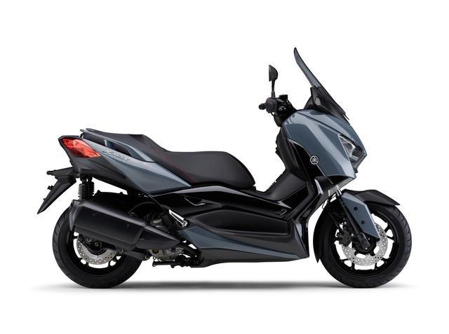 画像5: ヤマハが新型「XMAX」を2021年7月28日に発売! マイナーチェンジを遂げた現行ヤマハ車唯一の250ccスクーター