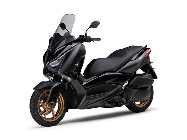 画像16: ヤマハが新型「XMAX」を2021年7月28日に発売! マイナーチェンジを遂げた現行ヤマハ車唯一の250ccスクーター