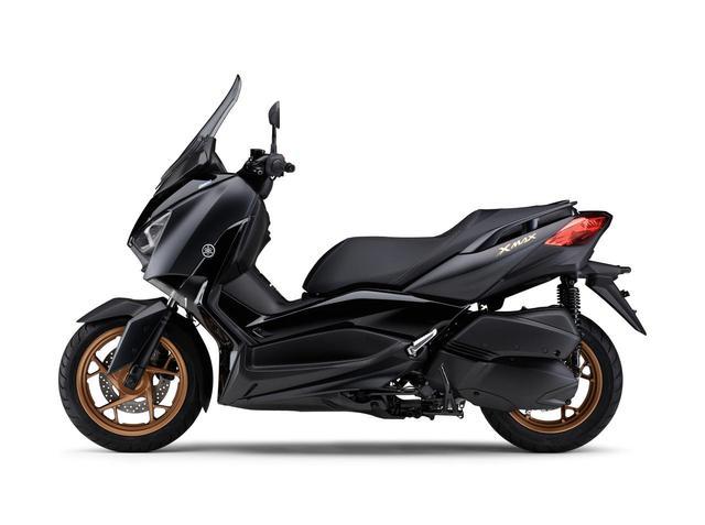 画像14: ヤマハが新型「XMAX」を2021年7月28日に発売! マイナーチェンジを遂げた現行ヤマハ車唯一の250ccスクーター