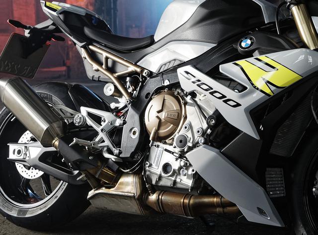 画像3: BMW新型「S 1000 R」の特徴