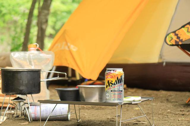 画像: キャンプと「生ジョッキ缶」は最高に相性がいい? 注意点もあり