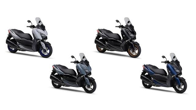 画像17: ヤマハが新型「XMAX」を2021年7月28日に発売! マイナーチェンジを遂げた現行ヤマハ車唯一の250ccスクーター