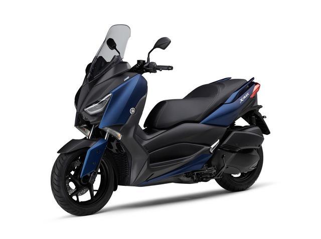 画像12: ヤマハが新型「XMAX」を2021年7月28日に発売! マイナーチェンジを遂げた現行ヤマハ車唯一の250ccスクーター