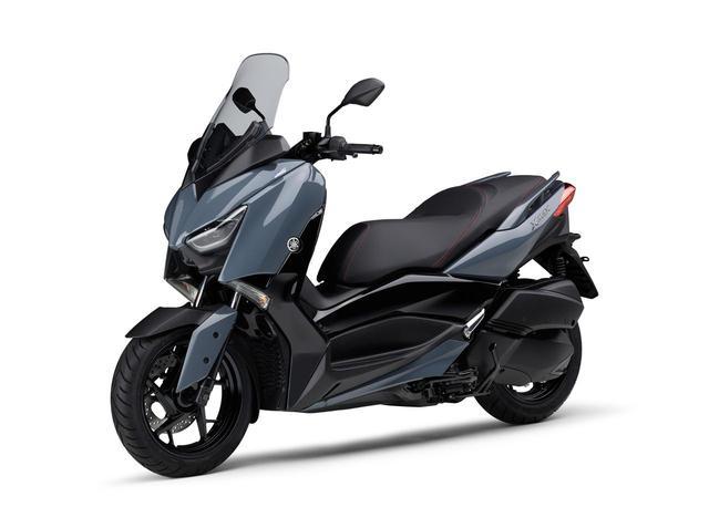 画像8: ヤマハが新型「XMAX」を2021年7月28日に発売! マイナーチェンジを遂げた現行ヤマハ車唯一の250ccスクーター