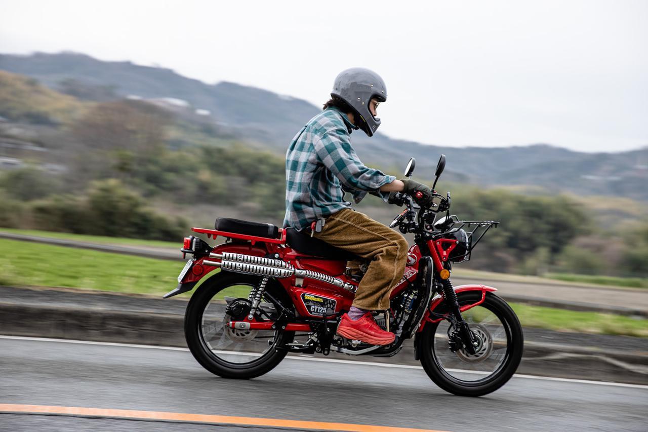 画像: CT125ならぬCT181ハンターカブ? 極大ボアアップを試乗してみた - webオートバイ