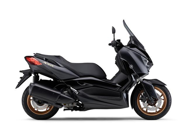 画像13: ヤマハが新型「XMAX」を2021年7月28日に発売! マイナーチェンジを遂げた現行ヤマハ車唯一の250ccスクーター