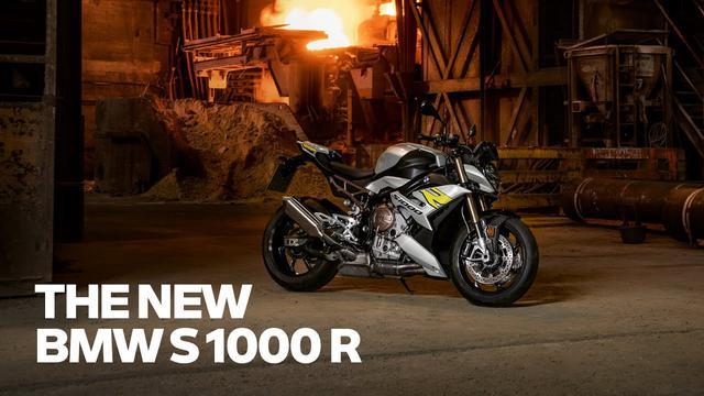 画像: 【動画】The all-new BMW S 1000 R www.youtube.com