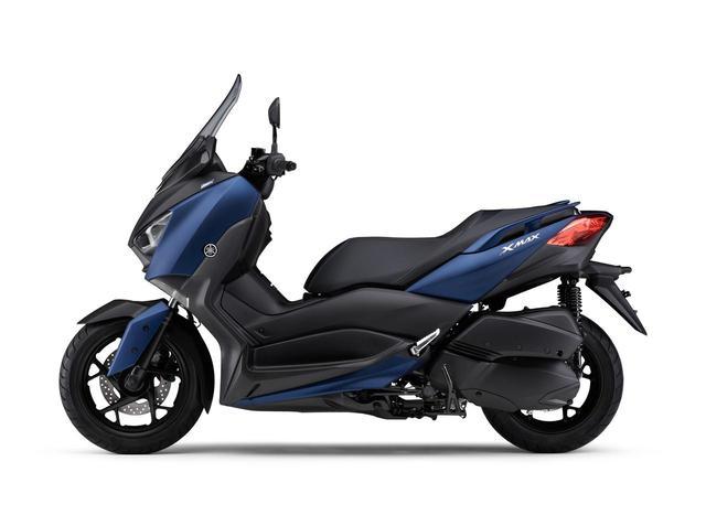 画像10: ヤマハが新型「XMAX」を2021年7月28日に発売! マイナーチェンジを遂げた現行ヤマハ車唯一の250ccスクーター