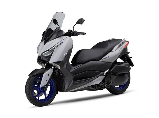 画像4: ヤマハが新型「XMAX」を2021年7月28日に発売! マイナーチェンジを遂げた現行ヤマハ車唯一の250ccスクーター