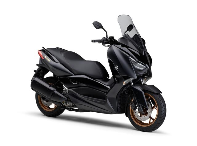 画像21: ヤマハが新型「XMAX」を2021年7月28日に発売! マイナーチェンジを遂げた現行ヤマハ車唯一の250ccスクーター