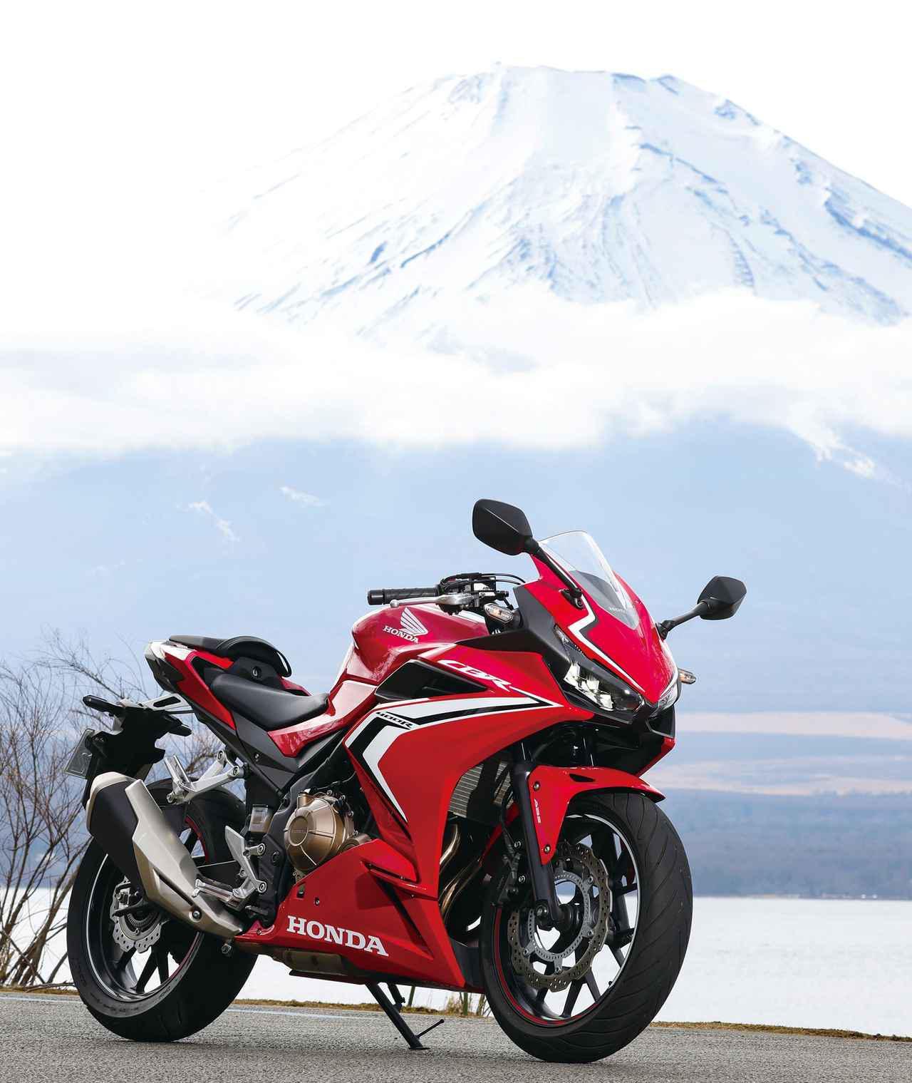 画像1: ホンダ「CBR400R」ツーリング・インプレ 400ccのメリットとは? ミドルクラス2気筒スポーツの存在意義を考える【現行車再検証】