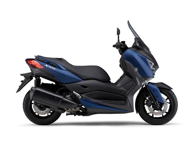 画像9: ヤマハが新型「XMAX」を2021年7月28日に発売! マイナーチェンジを遂げた現行ヤマハ車唯一の250ccスクーター