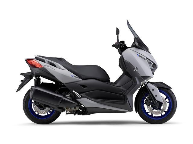 画像1: ヤマハが新型「XMAX」を2021年7月28日に発売! マイナーチェンジを遂げた現行ヤマハ車唯一の250ccスクーター