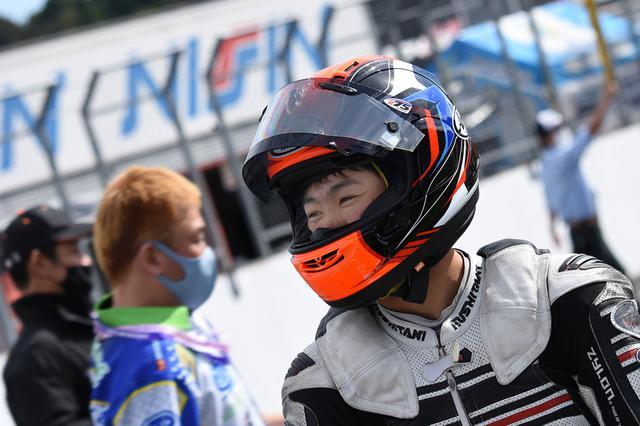 画像: 古里太陽15歳 写真は2020年全日本選手権で初優勝を飾ったもてぎ大会の時のものです 写真/中村浩史
