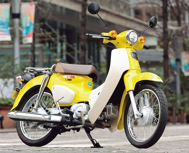 画像: 【インプレ】ホンダ「スーパーカブ110」(太田安治) - webオートバイ