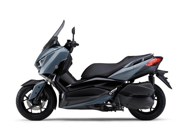 画像6: ヤマハが新型「XMAX」を2021年7月28日に発売! マイナーチェンジを遂げた現行ヤマハ車唯一の250ccスクーター