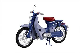 画像: Amazon | フジミ模型 1/12 バイクシリーズ No.21 ホンダ スーパーカブ C100(1958年) プラモデル BIKE21 | プラモデル 通販
