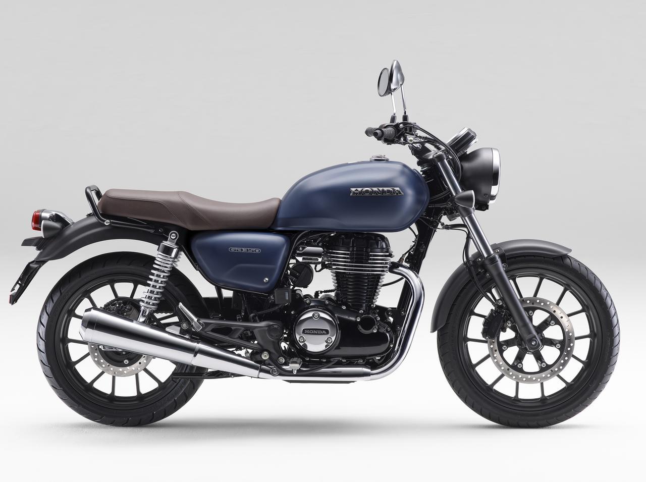 Images : 6番目の画像 - 【写真8枚】ホンダ「GB350」 - webオートバイ