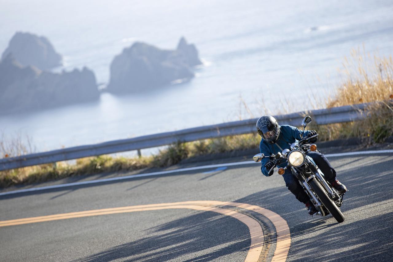 画像: 【紀行】ヤマハ「SR400」日帰り550kmツーリング|終わらないSRの魂 - webオートバイ