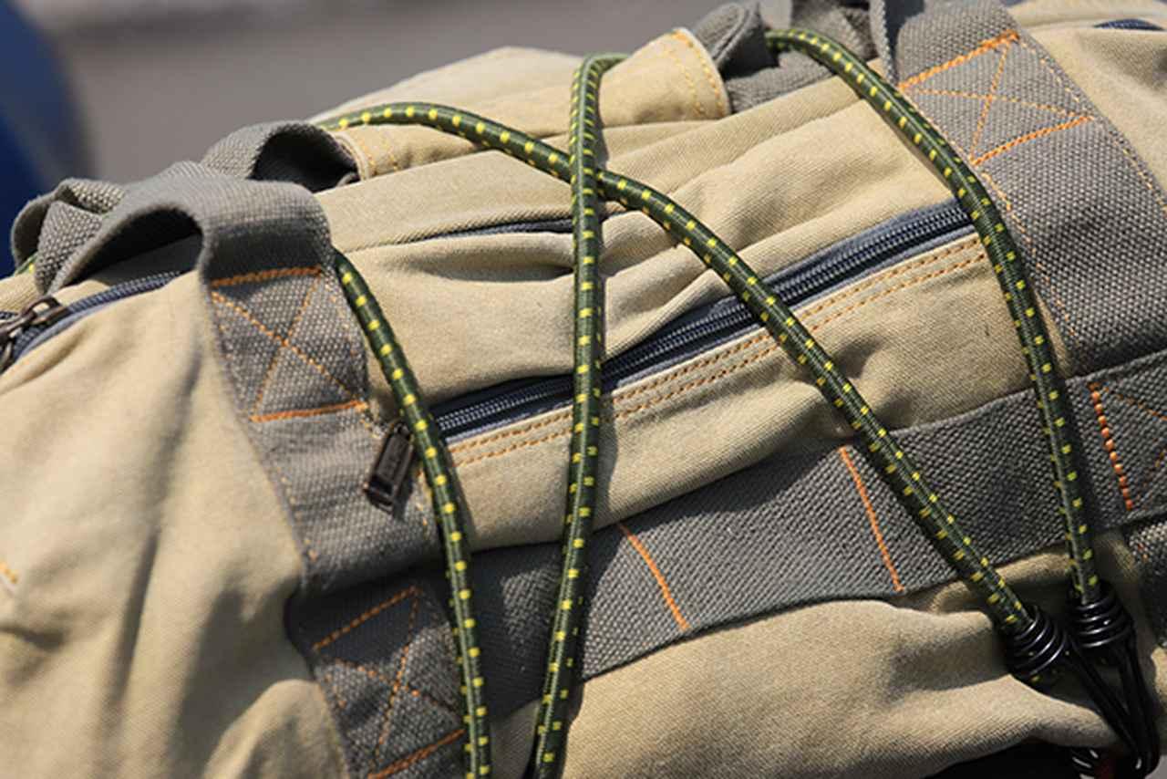 Images : 8番目の画像 - それぞれのバッグの積載写真(2枚ずつ) - webオートバイ