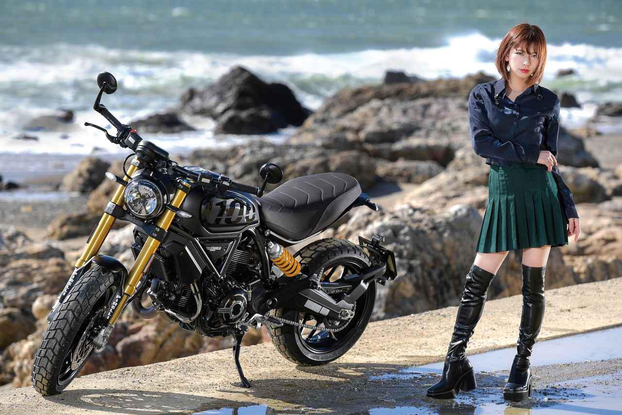 画像: 【インプレ】ドゥカティ「スクランブラー1100スポーツPRO」(2021年)- webオートバイ
