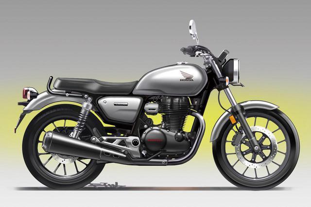 画像: 【デザイン考察】ホンダ「GB350」のスタイリングはただの懐古主義ではない! - webオートバイ