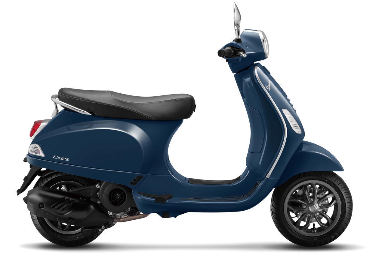 画像: 【写真18枚】ベスパ「LX 125 i-GET」 - webオートバイ